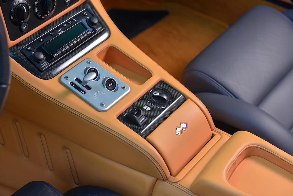 <b>2005 Ferrari 575M Superamerica</b><br />VIN. ZFFGT61A450142019<br />Engine no. 96336