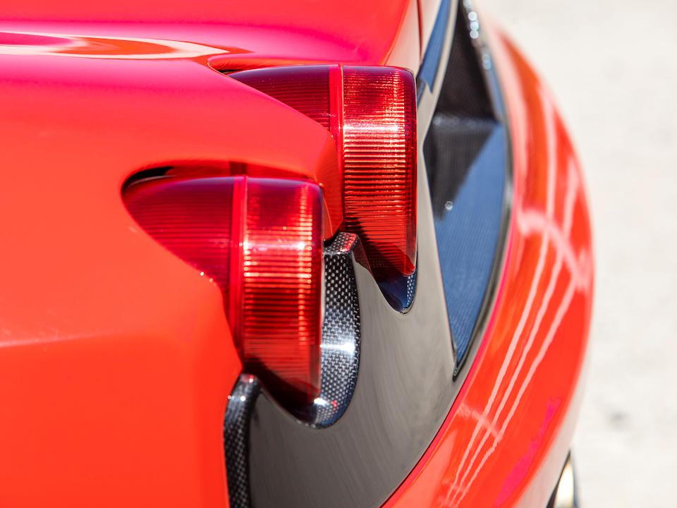 <b>2008 Ferrari F430 Scuderia</b><br />VIN. ZFFKW64A980162090
