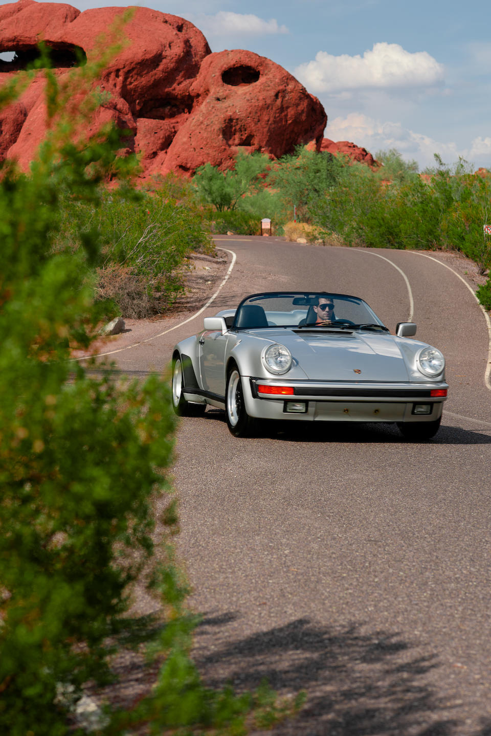 <b>1989 Porsche 911 Carrera Speedster</b><br />VIN. WP0EB0910KS173116<br />Engine no. 64K05556