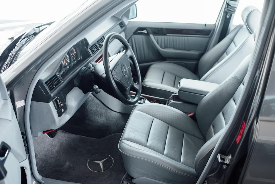 <b>1993 Mercedes-Benz 500E</b><br />VIN. WDBEA36E4PB949815