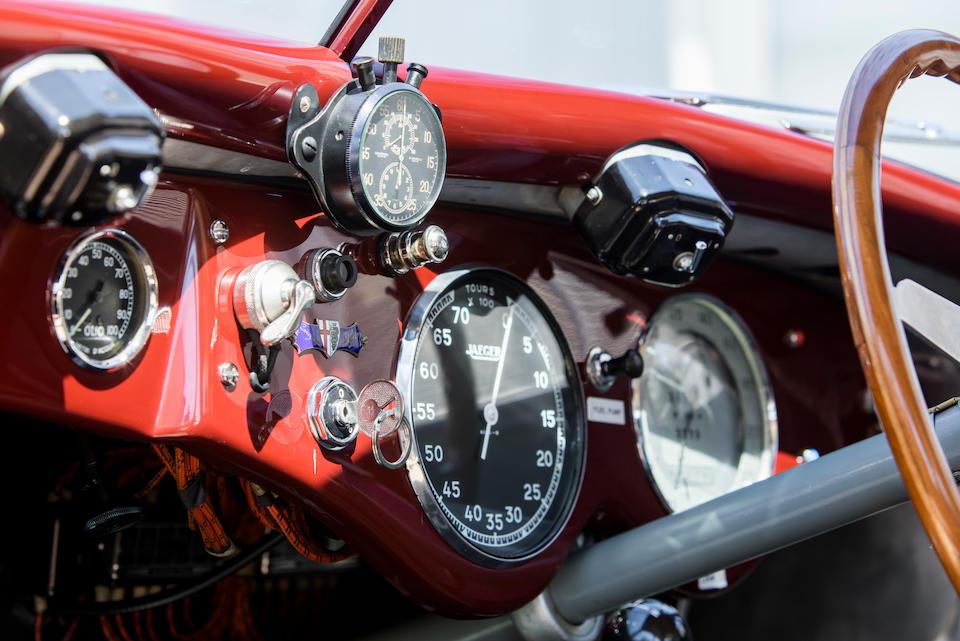 <b>1948 Alfa Romeo 6C 2500 Competizione</b><br />Chassis no. 920002<br />Engine no. 921002