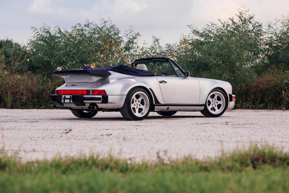 <b>1989 Porsche  930 Turbo RUF Cabriolet</b><br />VIN. WP0EB0937KS070289<br />Engine no. 68K00536