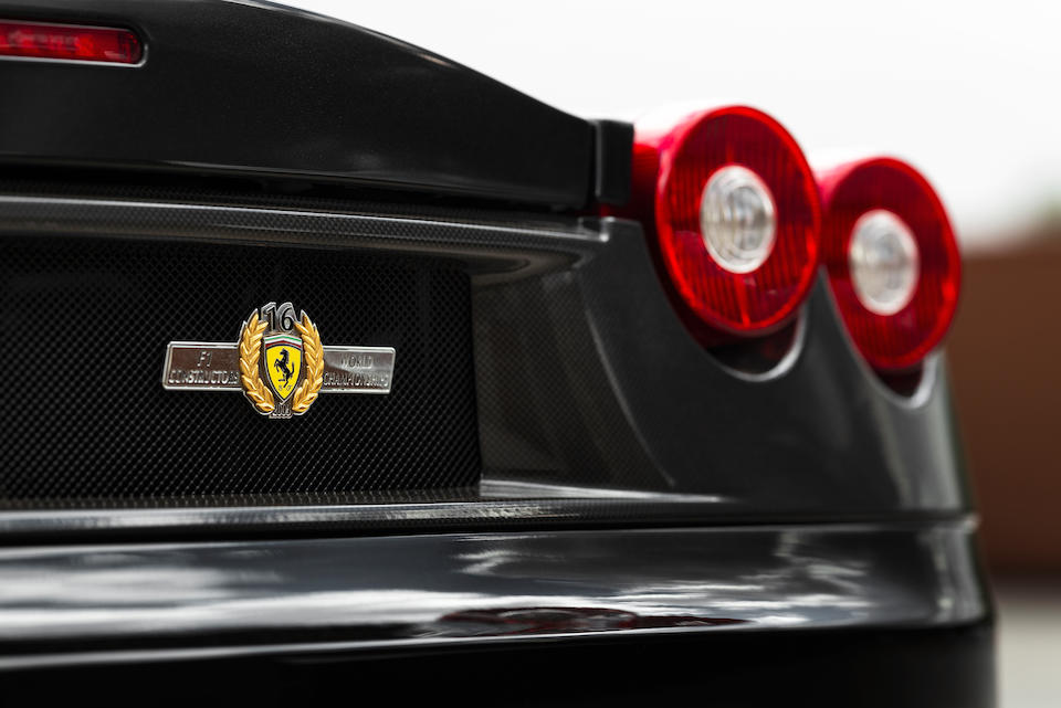 <b>2009 Ferrari F430 Scuderia Spider 16M</b><br />VIN. ZFFKW66A490166787