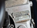 <b>1955 Mercedes-Benz 300SL Gullwing Coupe</b><br />Chassis no. 198.040.5500543<br />Engine no. 198.980.5500564