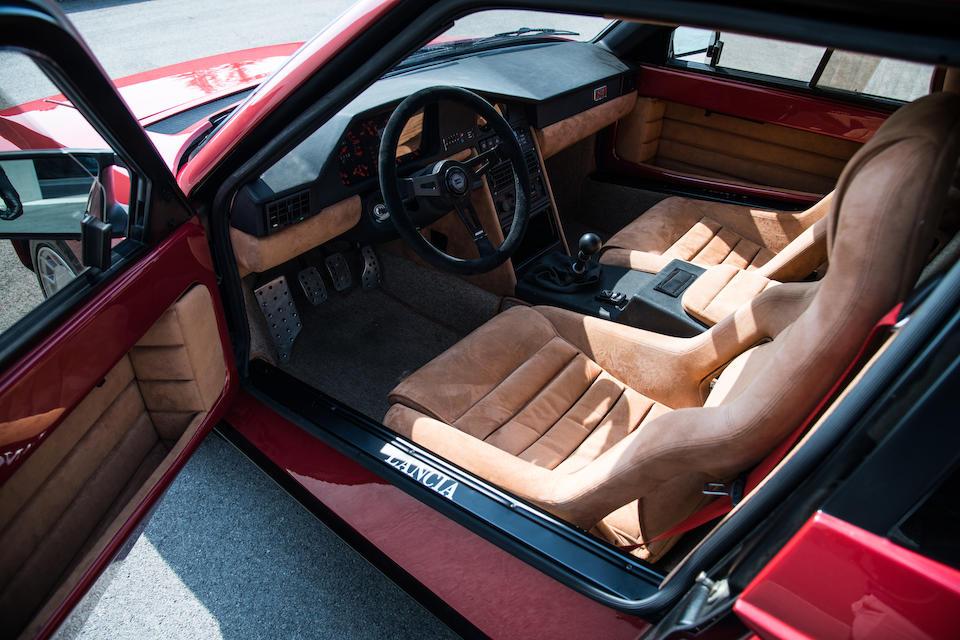 <b>1985 Lancia Delta S4 Stradale</b><br />VIN. ZLA038AR000000033