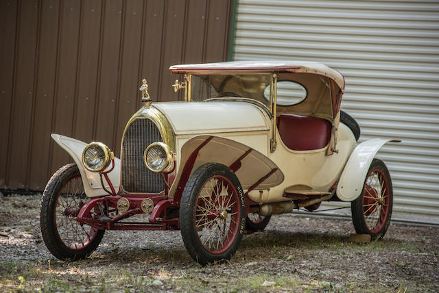 <b>1911 Breese Paris Teardrop Roadster</b><br />Engine no. 2783E