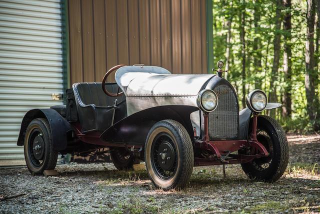 <b>1911 Breese Paris Roadster</b><br />Engine no. M795-Y