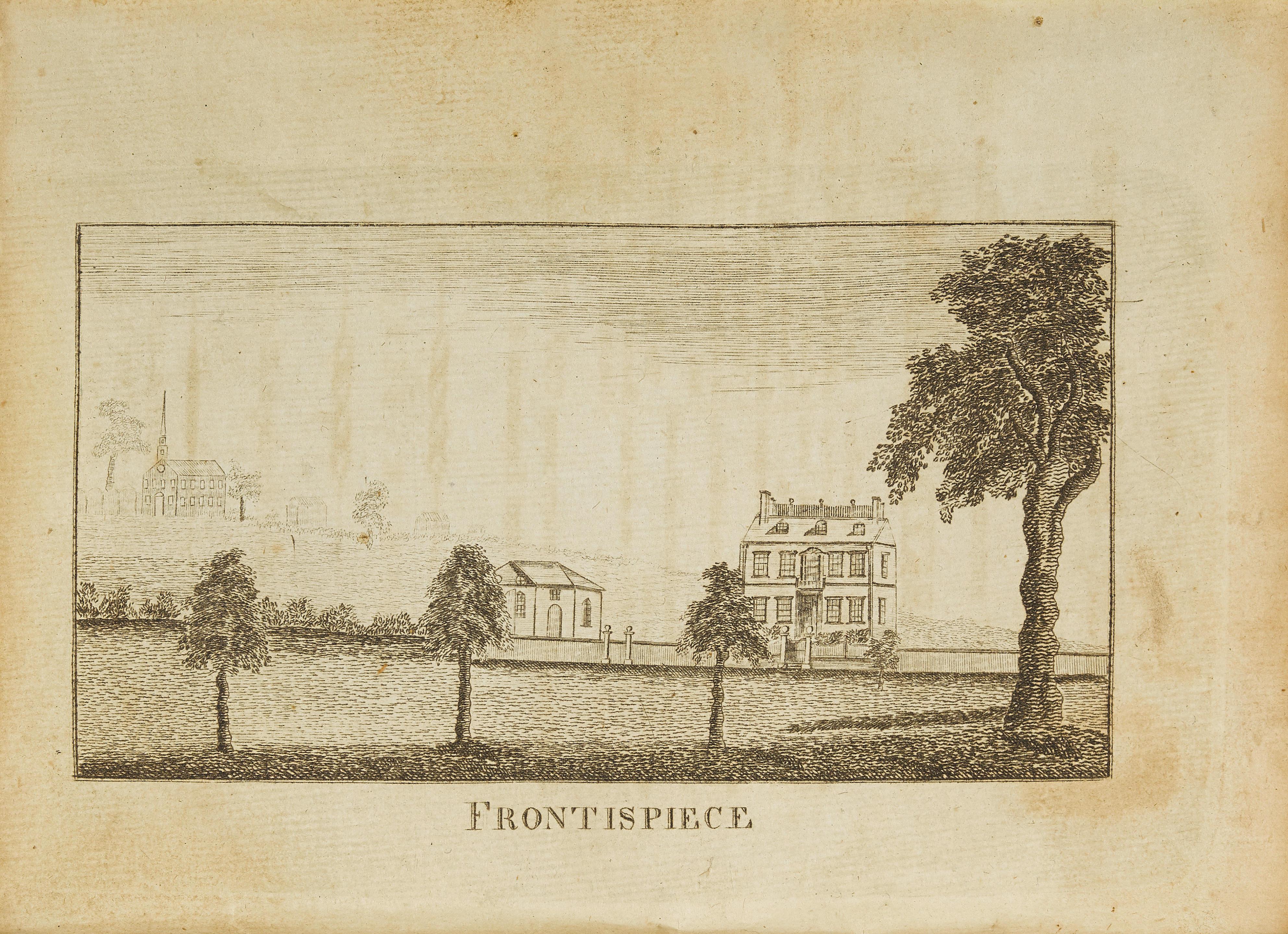 BENJAMIN, ASHER. 1773-1845.
