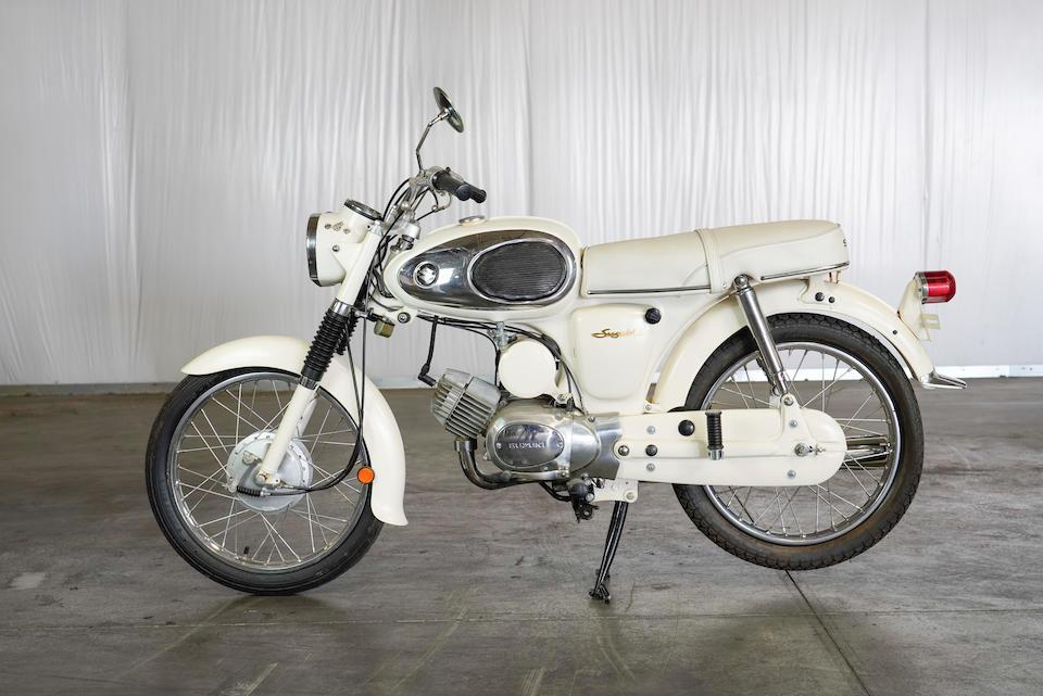 1968 Suzuki A100 Frame no. to be advised Engine no. 16449