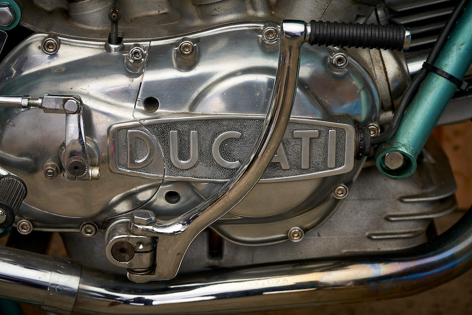 1974 Ducati 750 SS Frame no. DM750SS*075241* Engine no. 075007 DM750.1