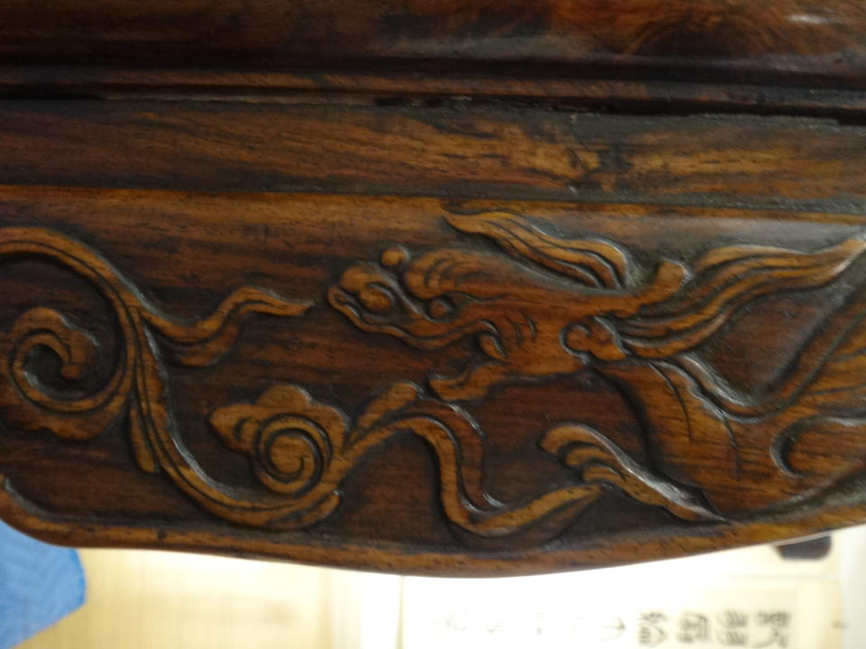 A Huanghuali low table, Kangzhuo Late Ming dynasty, early 17th century