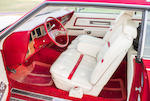 <b>1975 Lincoln Continental Mark IV Coupe</b><br />Chassis no. 5Y89A862821