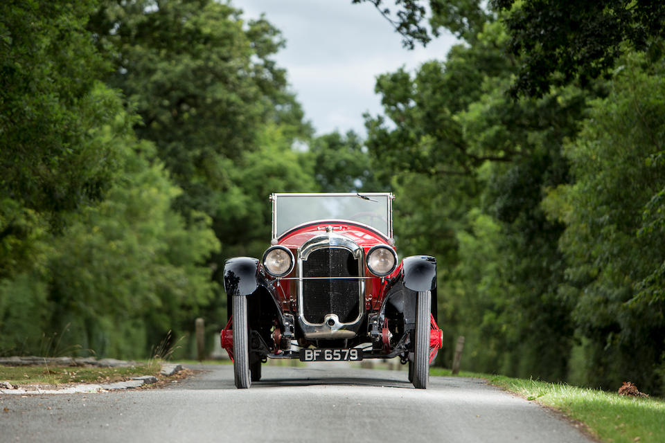 <b>1921 Paige 6-66 Daytona Speedster</b><br />Chassis no. 130345D<br />Engine no. 8AP-130598D