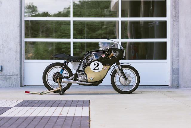 1957 BSA 500cc Gold Star Road Racing Motorcycle            Frame no. DBD34GS2167 Engine no. to be advised