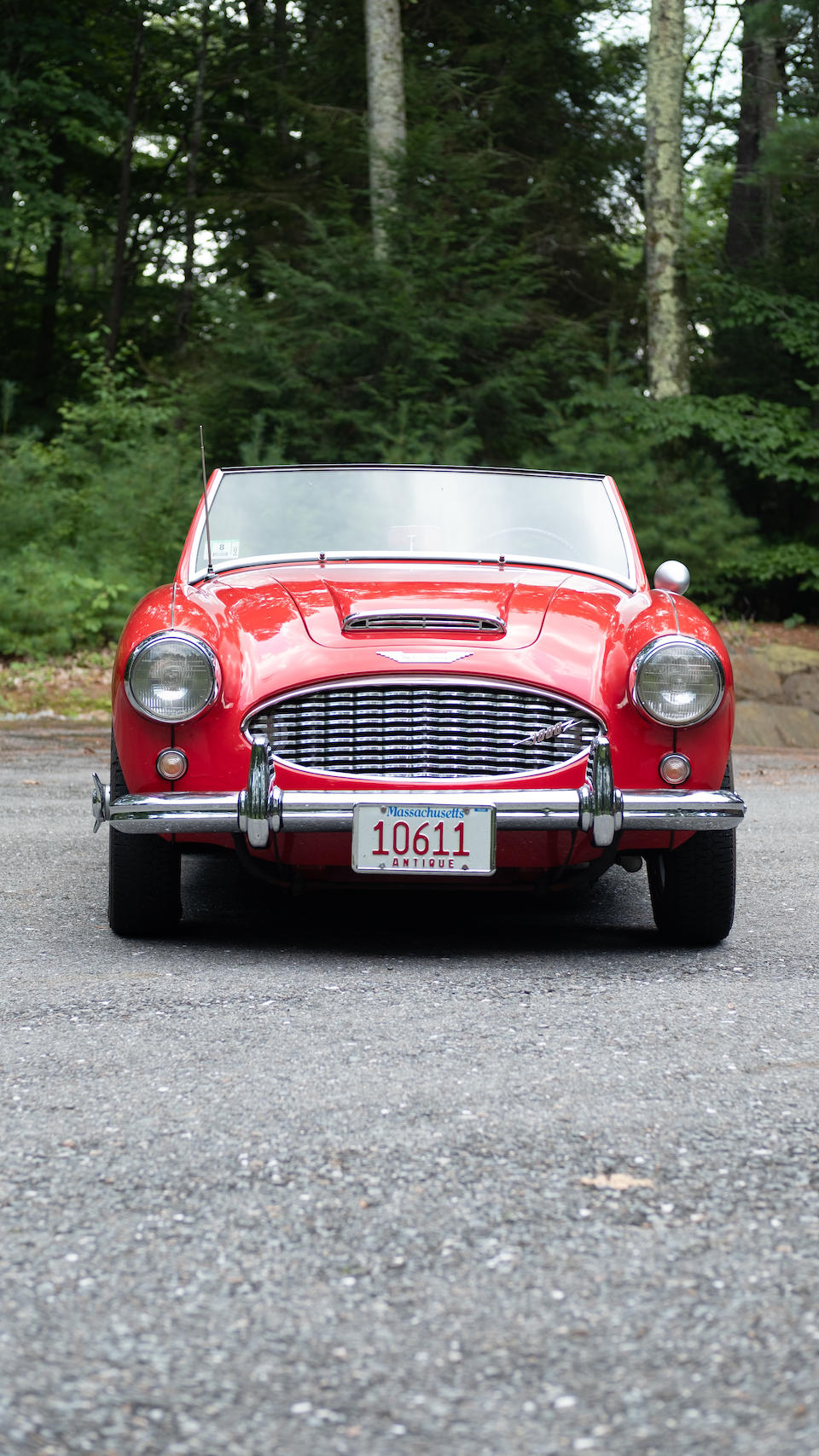 <b>1961 Austin-Healey 3000 MkI BN7 Two-Seater</b><br />Chassis no. HBN7L/10865