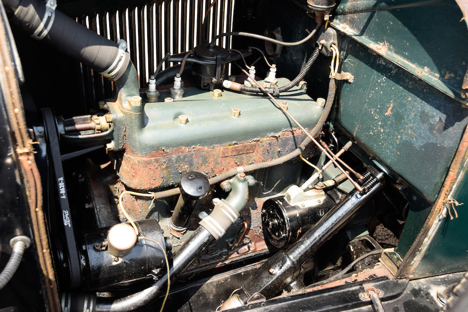 <b>1929 Ford Model A Roadster Pick Up</b><br />Engine no. A1380113