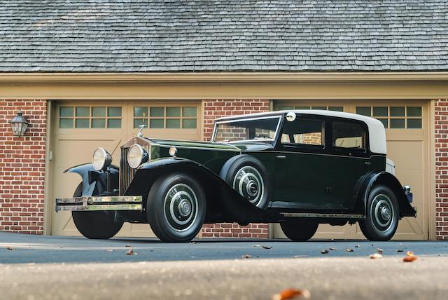 <b>1931 Rolls-Royce 40/50hp Phantom II</b><br />Chassis no. 246AJS<br />Engine no. C95T