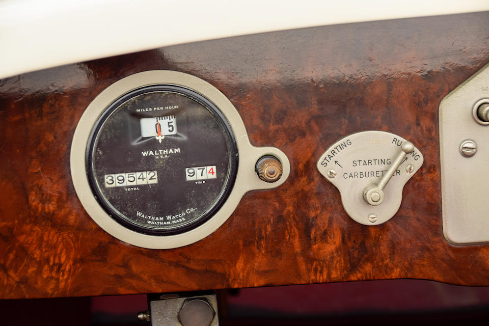 "<b>1923 Rolls-Royce Silver Ghost ""Piccadilly"" Roadster</b><br />Chassis no. 82LK<br />Engine no. R65"