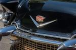 <b>1957 Cadillac Eldorado Biarritz Convertible</b><br />Chassis no. 5762101362