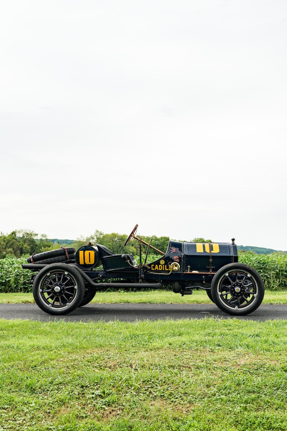 <b>1910 Cadillac Racer</b><br />Engine no. 46746