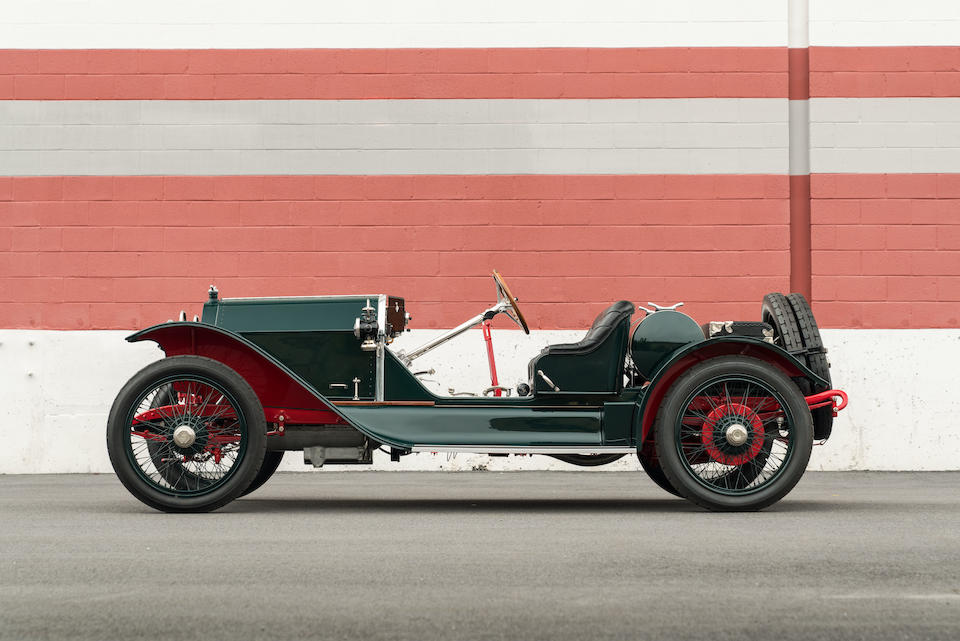 <b>1913 Stutz Series B Bearcat</b><br />Chassis no. 997<br />Engine no. AB1828