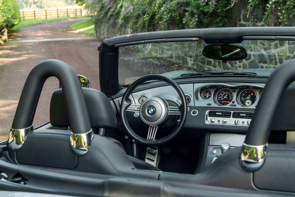 <b>2001 BMW Z8 Roadster</b><br />VIN. WBAEJ13451AH61111