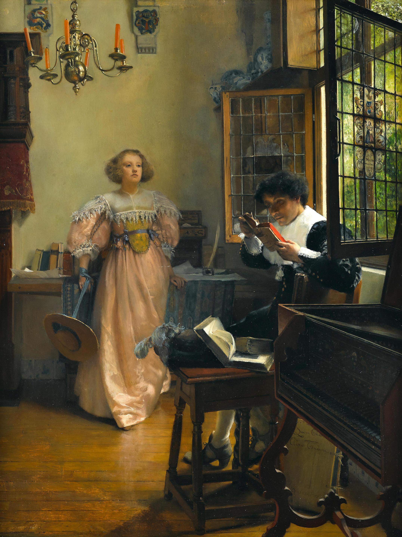 Lady Laura Theresa Alma-Tadema (British, 1852-1909)