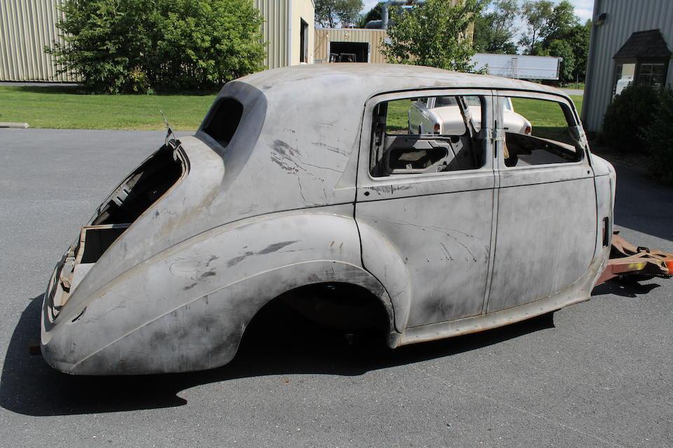 Rolls-Royce R Type Body