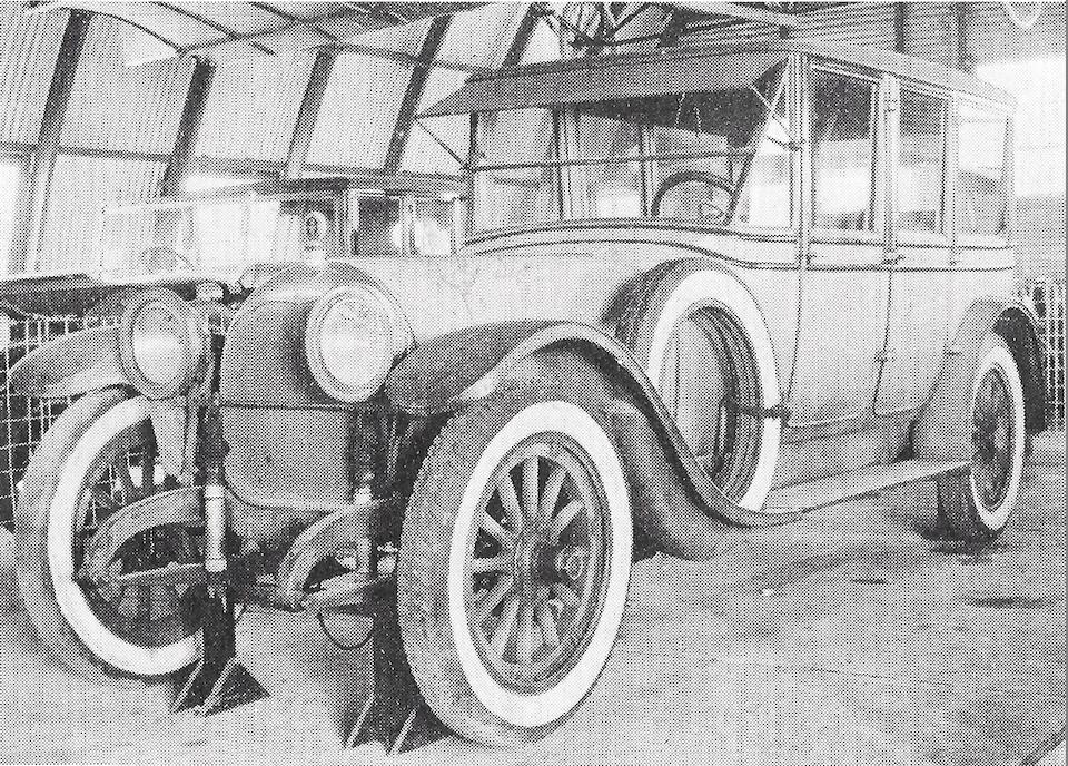 <b>1916 Simplex Crane Model 5 46hp Limousine</b><br />Chassis no. 2196<br />Engine no. 2099