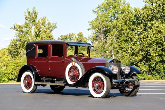 bonhams 1926 rolls royce silver ghost tilbury sedanchassis no s 256 plengine no 21565 1926 rolls royce silver ghost tilbury