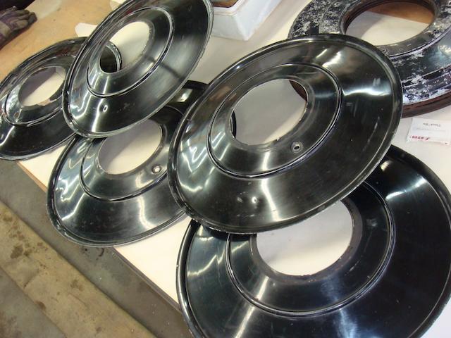 """19"""" Rolls-Royce Wheel Discs"""