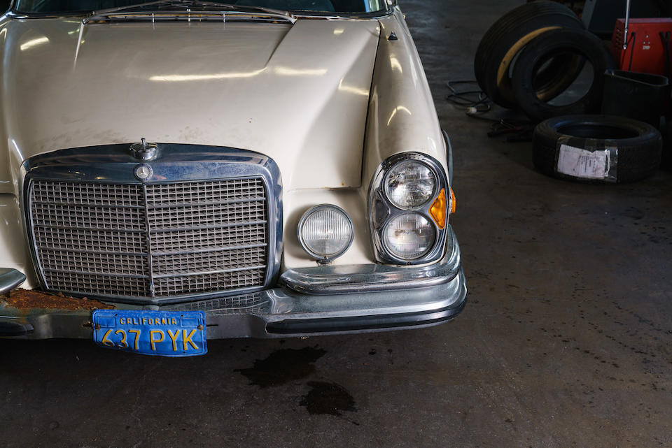 <b>1971 Mercedes-Benz 280SE 3.5 Coupe</b><br />Chassis no. 111.026-12-001897