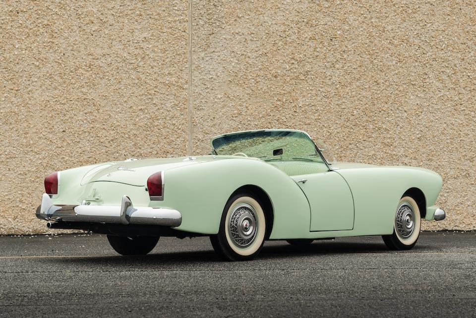 <b>1954 Kaiser Darrin 161</b><br />Chassis no. 1611249