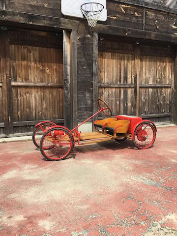<b>c.1920s Auto Red Bug</b><br />Car no. 4727