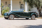 <b>1934 Mercedes-Benz 500K Four-Passenger Tourer</b><br />Chassis no. 123689<br />Engine no. 123689