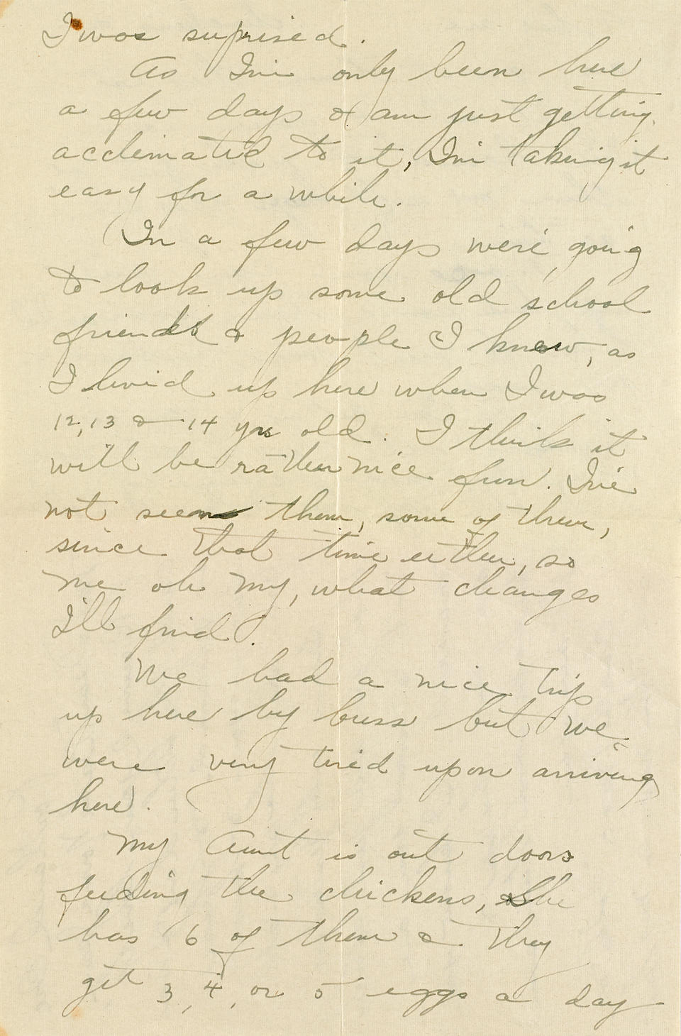 A Marilyn Monroe letter from her mother, Gladys Baker