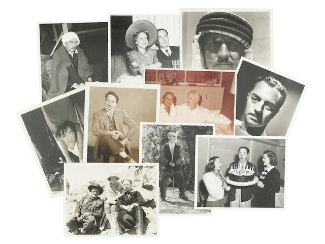 A William Powell archive of photographs from his life and career