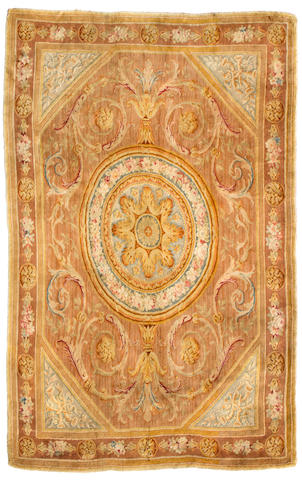 A Savonnerie carpet Late 19th/early 20th century