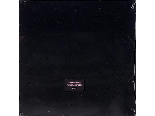 The Original US Prince The Black Album Vinyl LP
