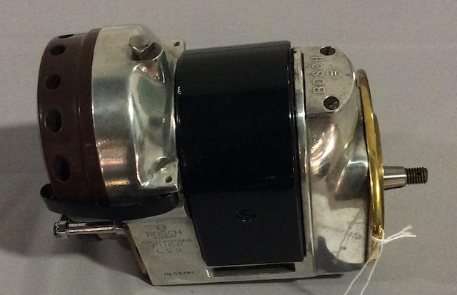 A Bosch FU6BLS9 Magneto Suitable for a Speed Six or 6½ Bentley.