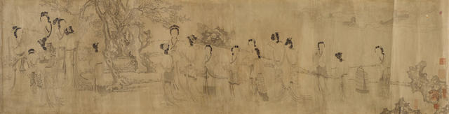 Anonymous (19th/20th century)  One Hundred Beauties