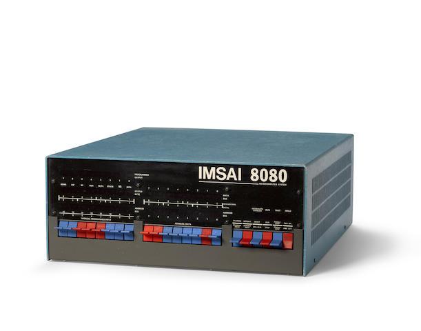 IMSAI 8080.