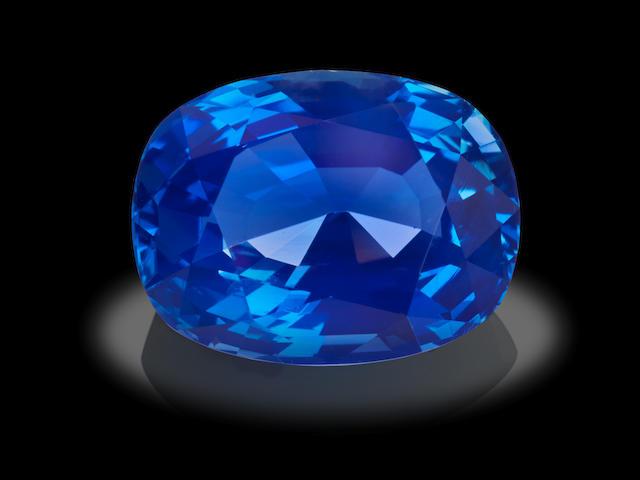 Fine Blue Sapphire
