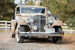 <b>1932 Packard Twin-Six Coupe Roadster</b><br />Chassis no. 900371<br />Engine no. 900377