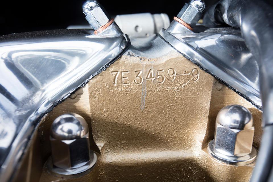 <b>1966 Jaguar E-Type Series 1 4.2-Liter Roadster</b><br />Chassis no. 1E12683<br />Engine no. 7E12022-9