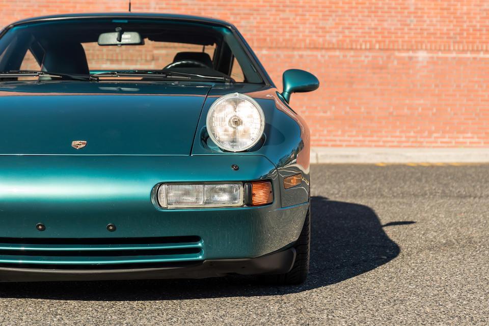 <b>1993 Porsche 928 GTS</b><br />VIN. WP0AA2929PS820156