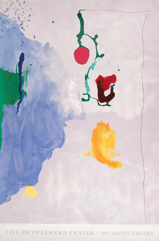 Helen Frankenthaler (1928-2011); Live From Lincoln Center- 20th Year;