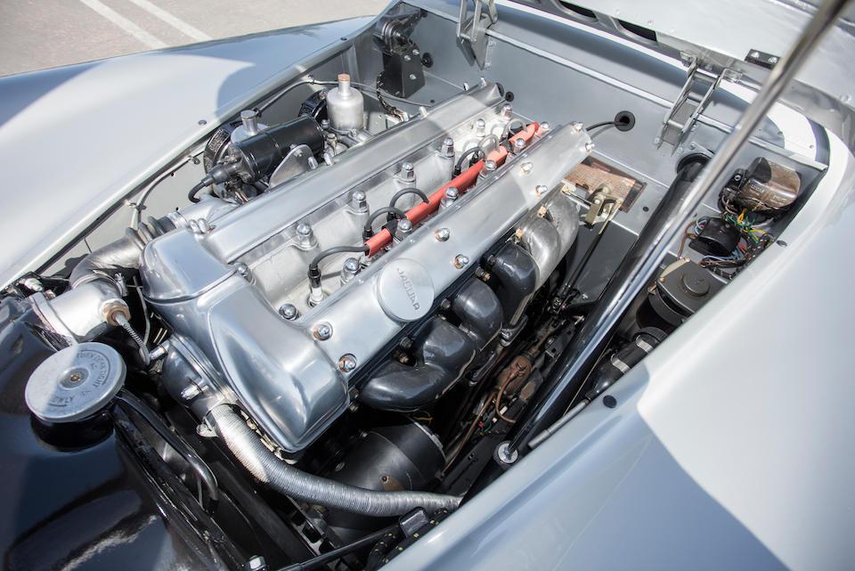 <b>1950 Jaguar XK120 Roadster</b><br />Chassis no. 670748<br />Engine no. W2112-8