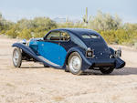 <b>1931 Bugatti Type 46 'Superprofilée' Coupe</b><br />Chassis no. 46491<br />Engine no. 345345