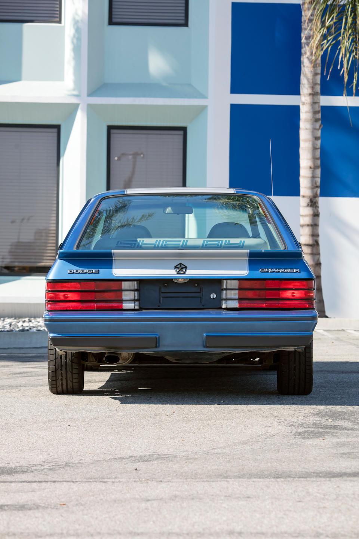 <b>1983 Dodge Shelby Charger</b><br />VIN. 1B3BZ6485DD170629
